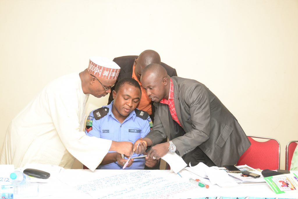 haki training of police and magistrate court judges