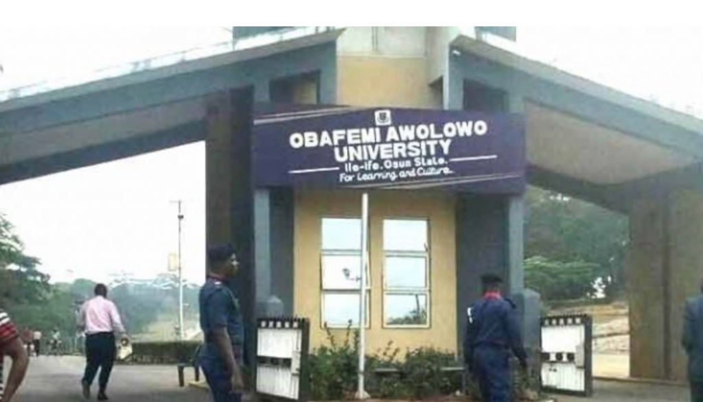 Sexual harassment OAU