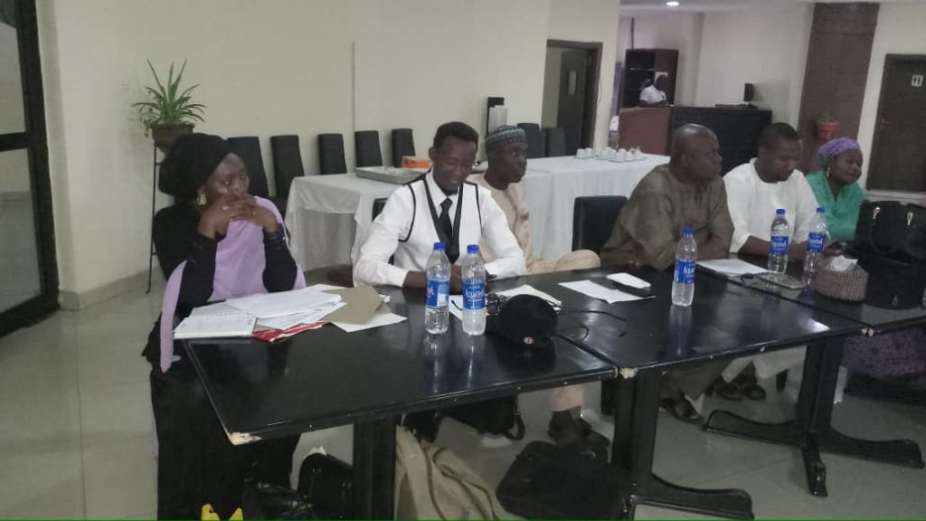 WRAPA inception meeting in Adamawa State for RoLAC Programme